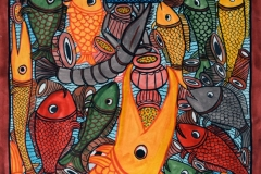 bengal style-39 Rs.20000 28''x22''