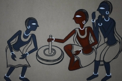 CHAK28 SIZE-14''X20'' water colour on paper PRICE-10000