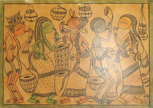 593-28_folk-painting-midnapur_size-23x18_price-rs.10_000