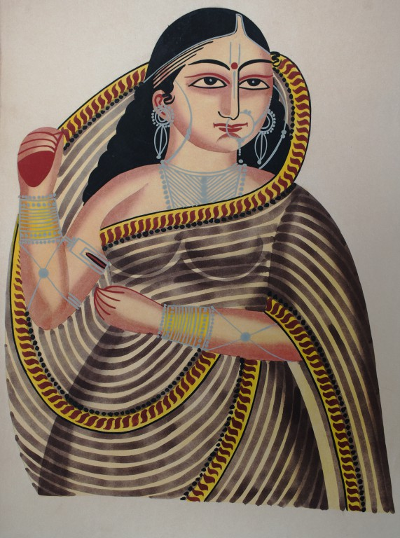 Kal-132 Size- 18''x11.5'' Medium- water colour on paper price-15,000