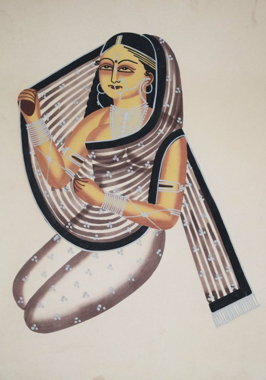 Kal-181 Size- 18''x12.5'' Medium- water colour on paper price-15,000