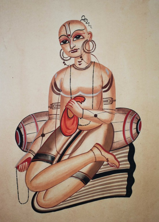 Kal-193 size- 28''x22'' Medium- water colour on paper price-15,000