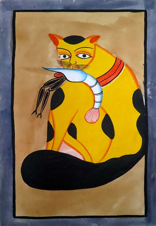 Kal-21 size-20x12inches medium-wc on paper Rs12000 - Copy - Copy - Copy - Copy